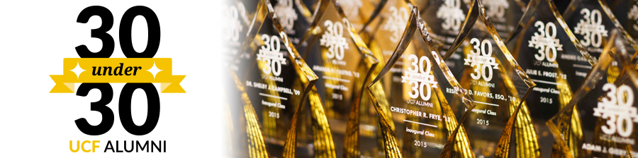 30 under 30 logo awards