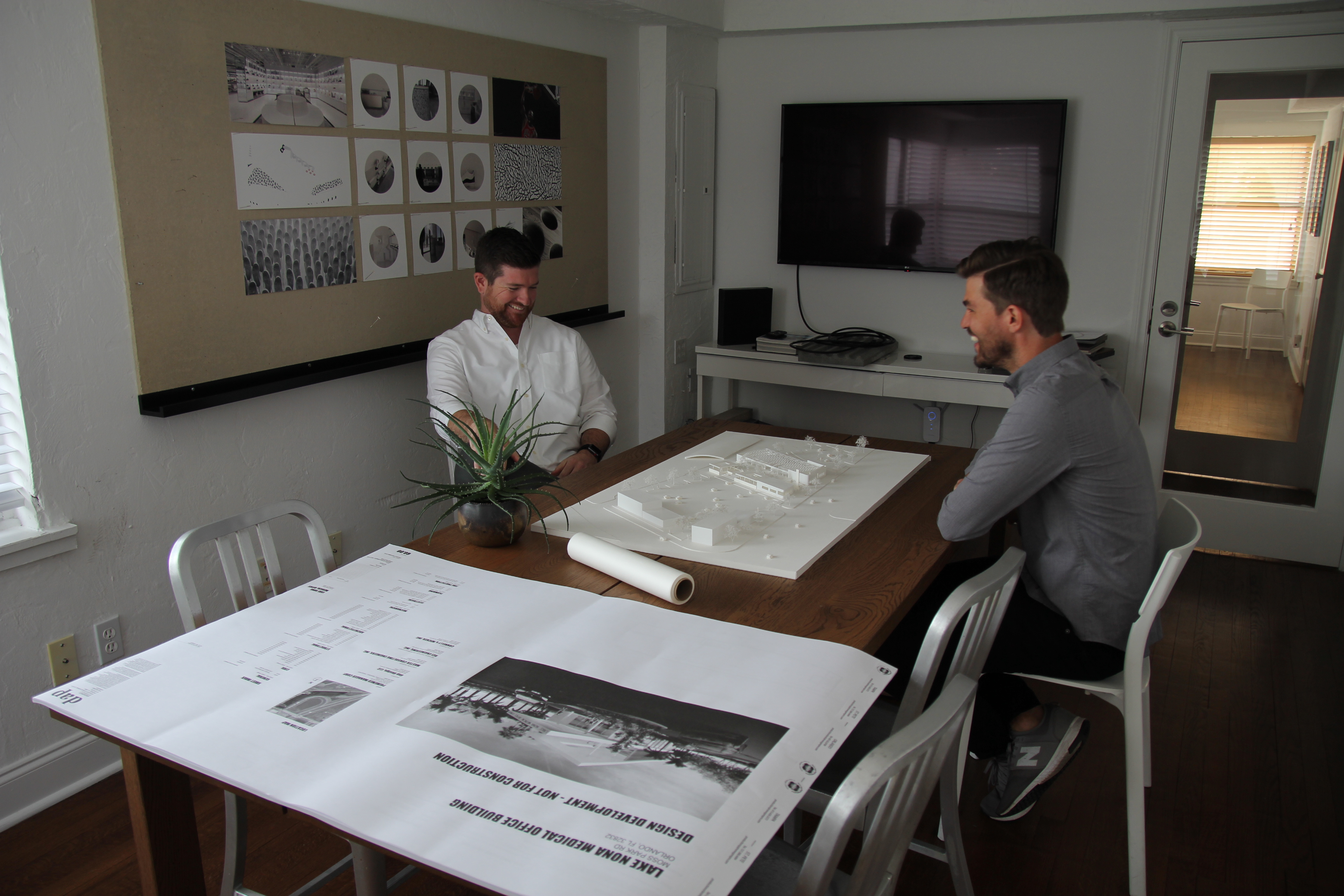 From the Ground Up: UCF Architects Pioneer Program and Business