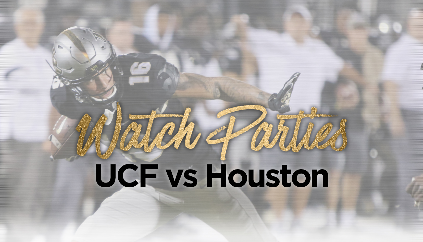 UCF vs. Houston Watch Parties