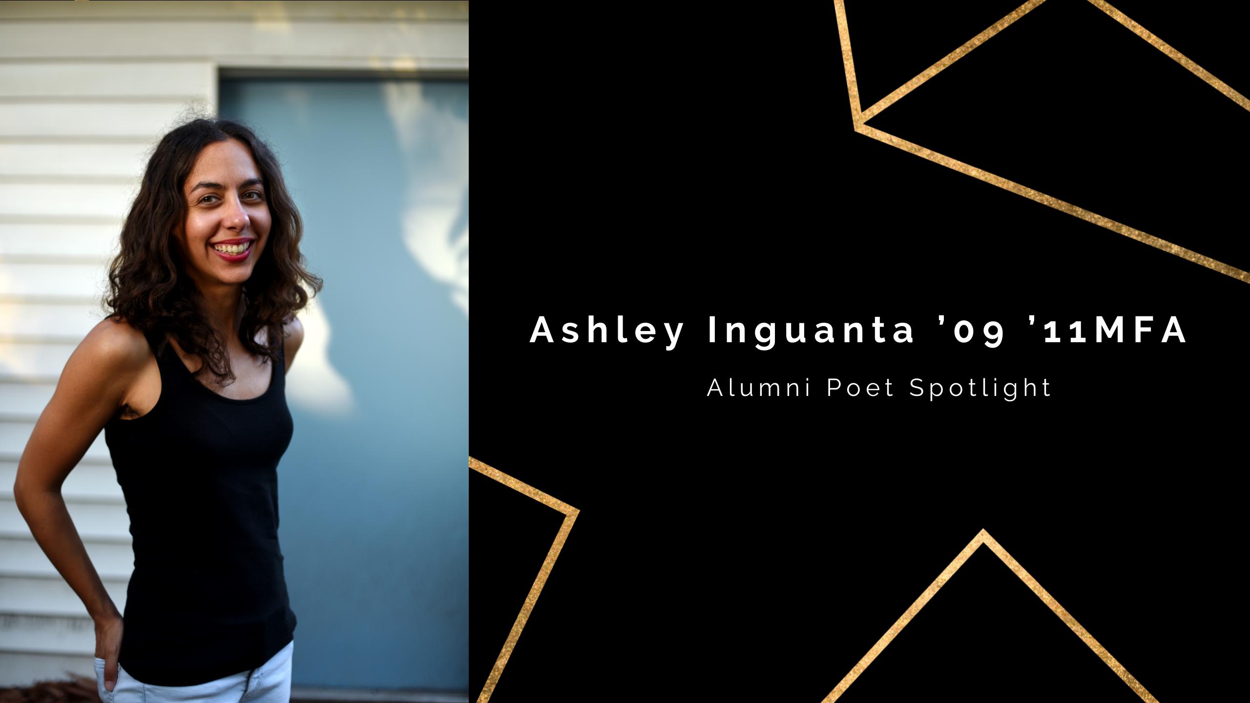UCF Poet Spotlight: Ashley Inguanta