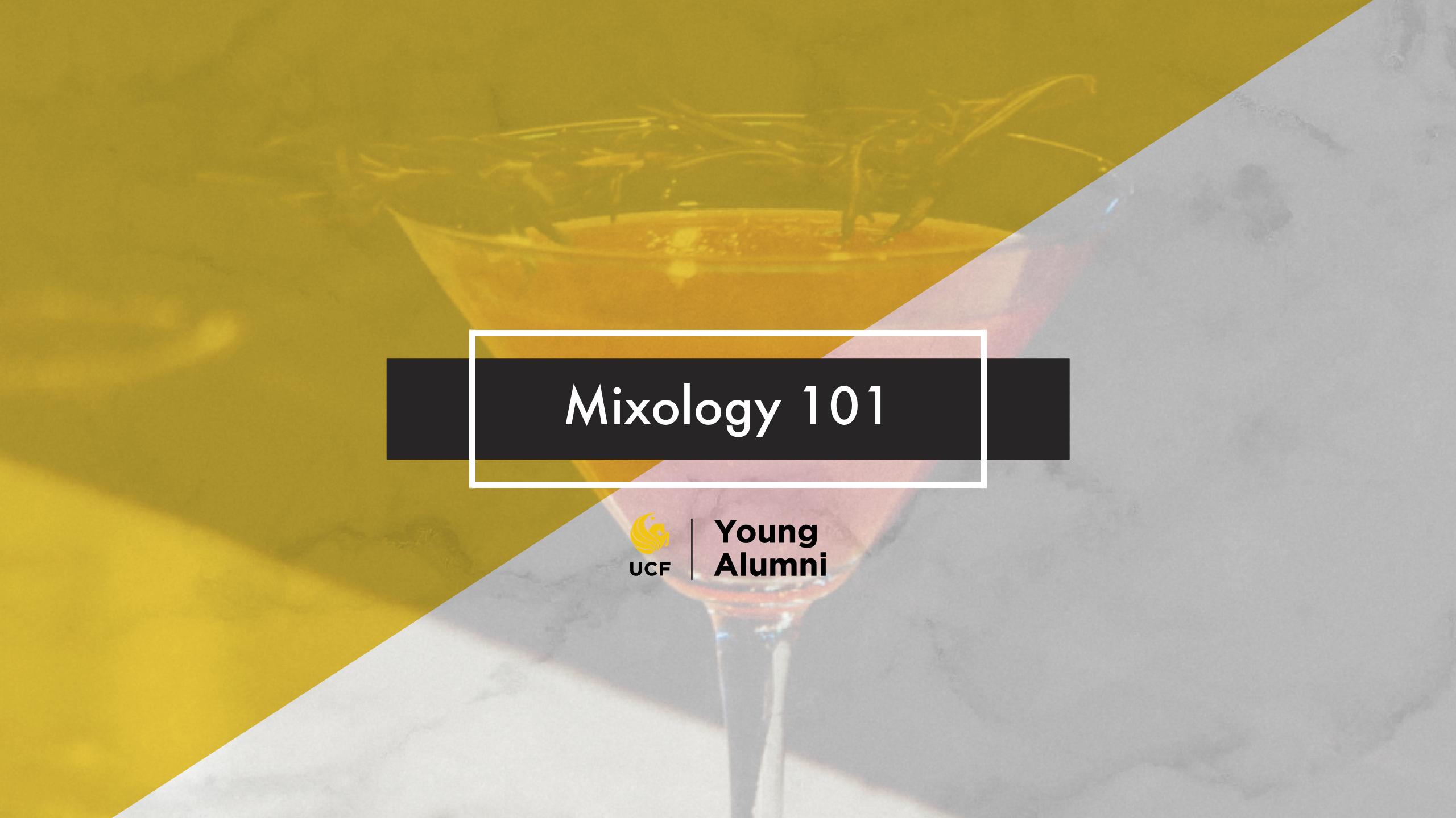 Webinar Recap: Mixology 101