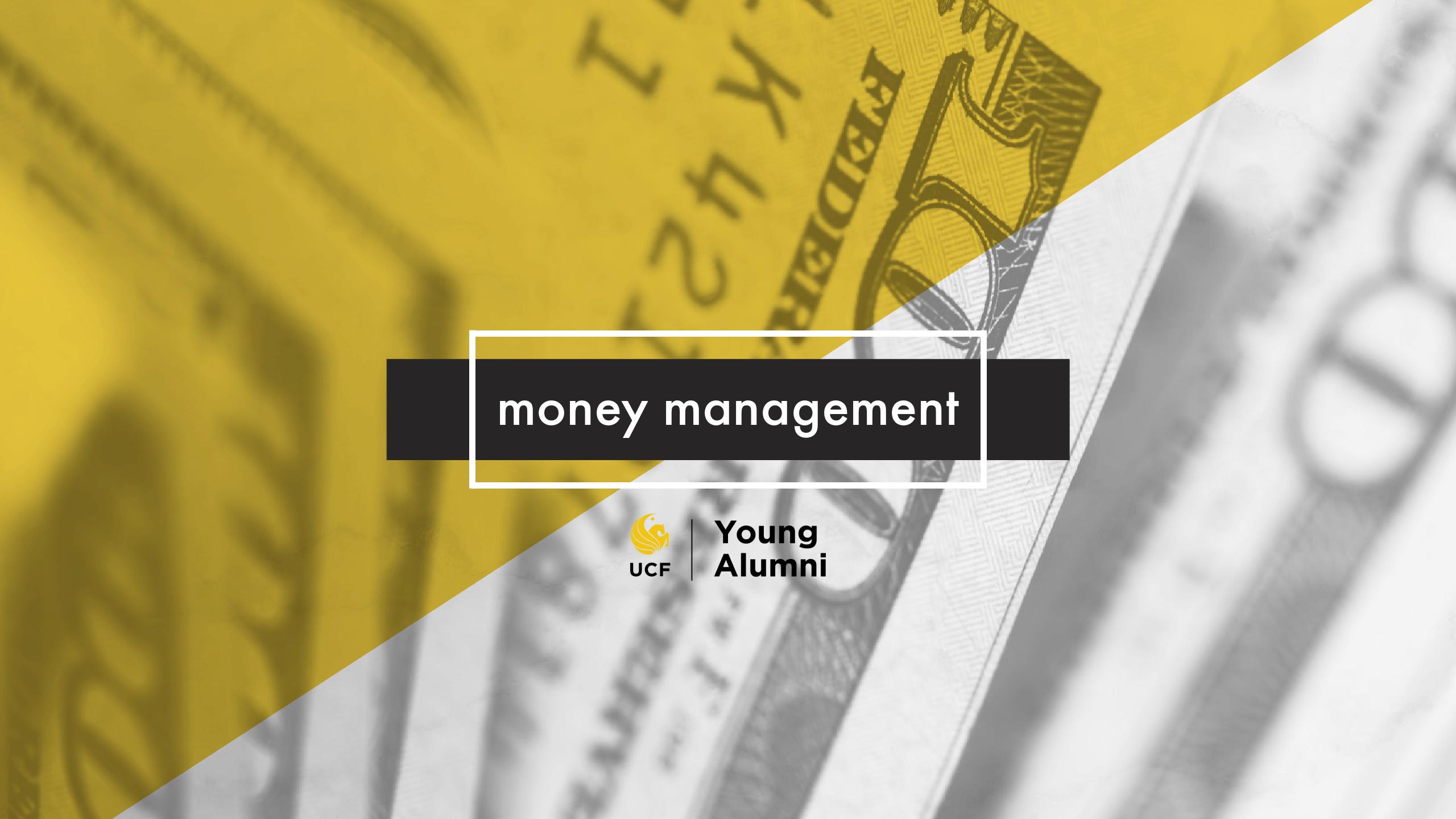 Webinar Recap: Money Management