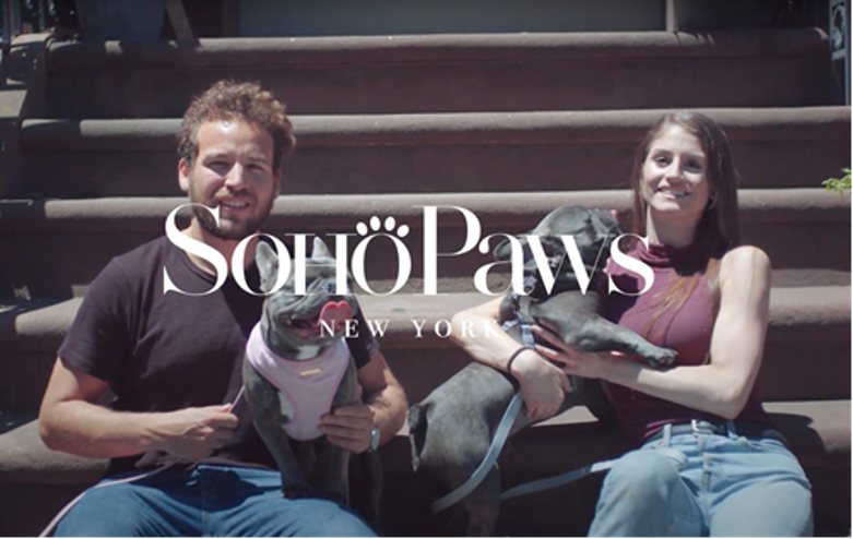 Small Business: Soho Paws