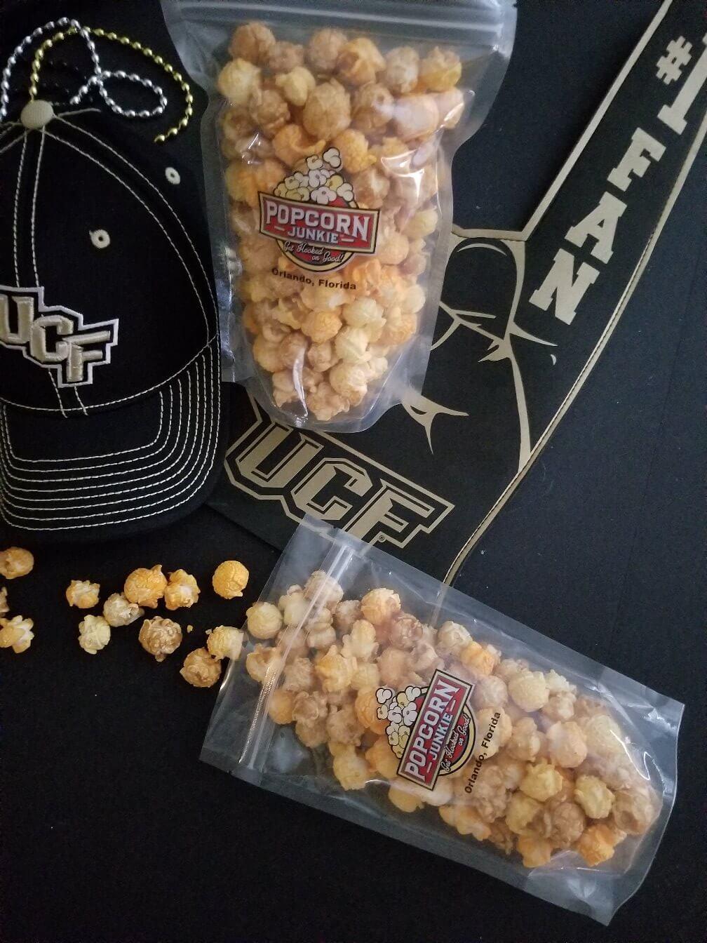 UCF popcorn