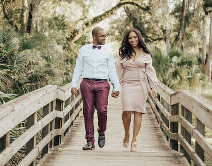 UCF Love Story: Destinee '14 '16 and Kendall Graham '14