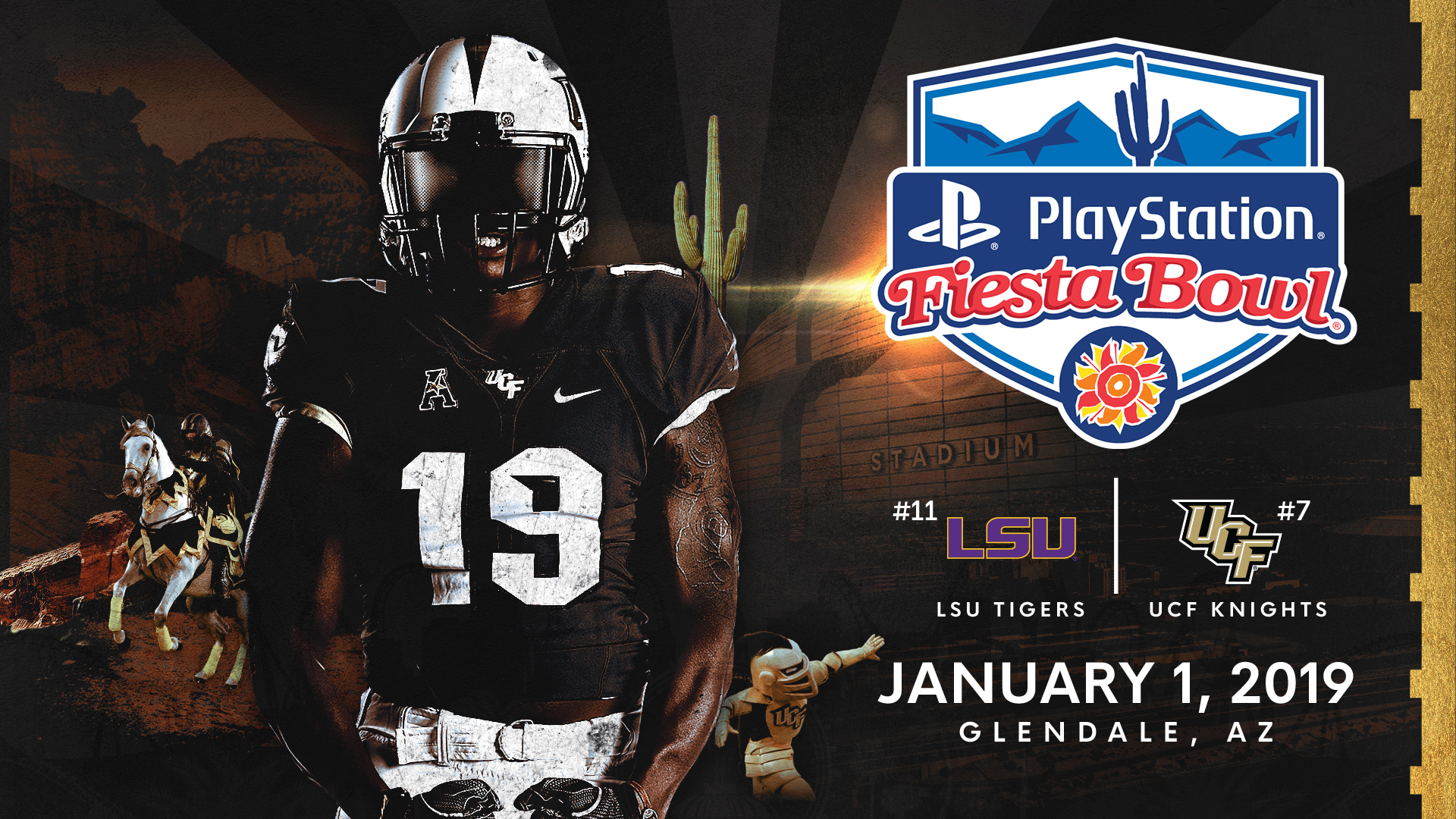 Fiesta Bowl email posters