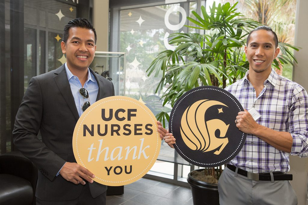 Nurses First, Scholarships Follow for Alumnus-led Startup