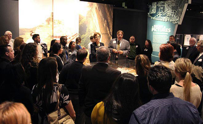 UCF Professors Lead Boston Alumni on Exploration of Ancient Maya Civilization