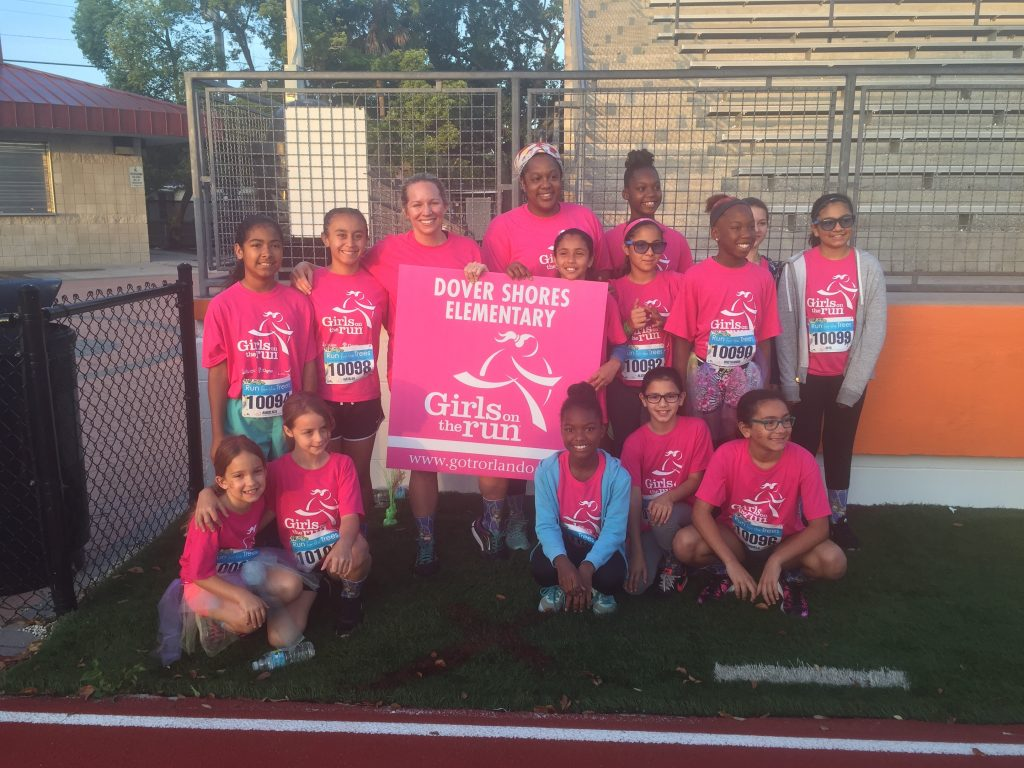 There's No Stopping These Girls on the Run
