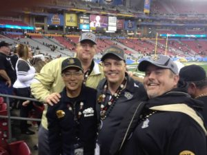 Fiesta Bowl: Alumnus Shares 2014 Experience and Why He'll Be Back