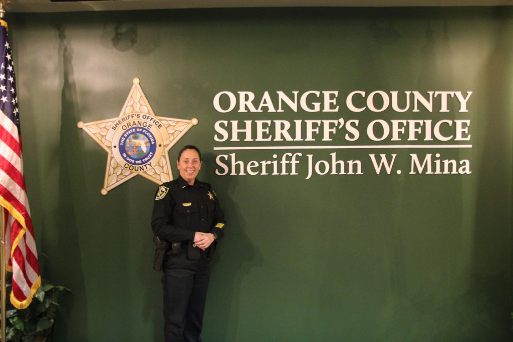 Life of Service: Nursing Alumna Finds Fulfillment As Orange County Deputy