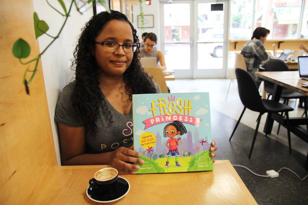 A Story All About How: UCF Alumna Illustrates Book Inspired by The Fresh Prince