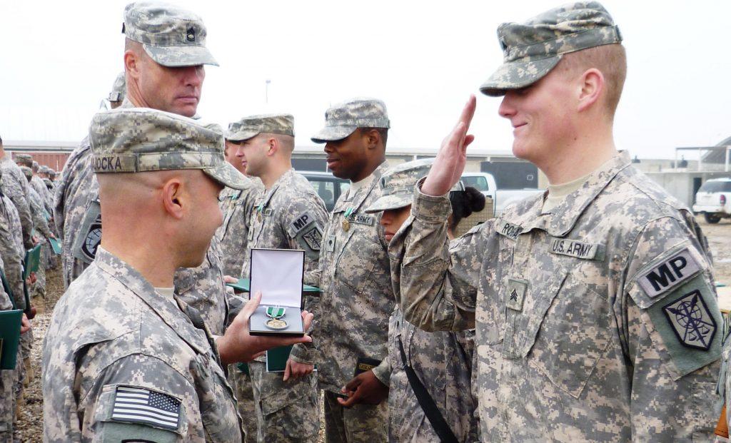 Veteran's Day Salute: Joseph Rogan '11