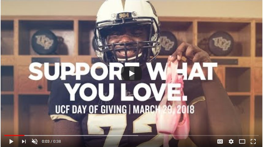 UCF Day of Giving